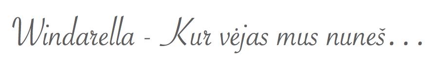 Windarella Logo